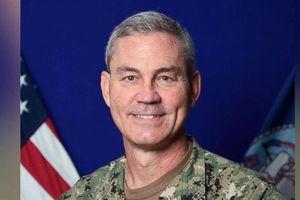 Chỉ huy Hải quân Mỹ ở Trung Đông đột tử