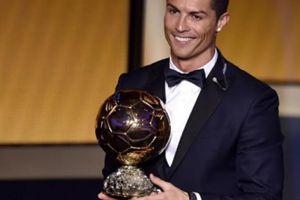 Ronaldo không tới lễ trao Quả bóng vàng 2018?
