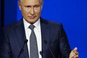 Putin thẳng thừng từ chối thả thủy thủ Ukraine tại G20