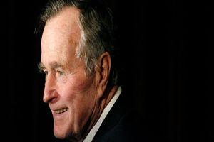 Hé lộ chi tiết lễ tang cựu Tổng thống Bush 'cha'