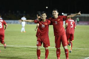 Highlights bán kết AFF Cup 2018 Việt Nam - Philippines 2 - 1