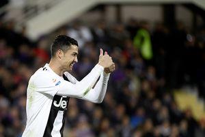 Ronaldo là người khởi đầu tốt nhất ở Juventus trong 60 năm qua