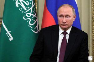 Ông Putin nói không đàm phán với Ukraine về chuyện thả thủy thủ