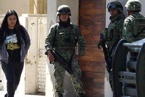 Tổng Lãnh sự Mỹ tại Mexico bị ném lựu đạn