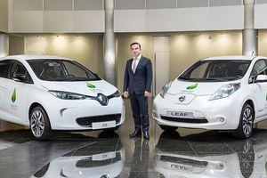 Pháp và Nhật sẽ bàn bạc về tương lai của Liên minh Renault-Nissan