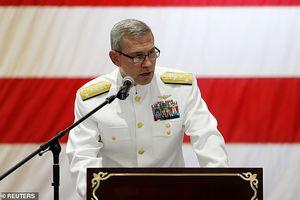 Phó đô đốc Hải quân Mỹ qua đời tại Bahrain
