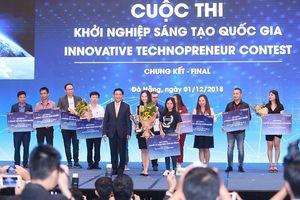 Cuộc thi TechFest 2018 gọi tên Abivin - Chuỗi cung ứng trên nền tảng AI