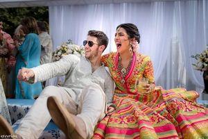 Đám cưới rực ánh sáng pháo hoa của Nick Jonas và Hoa hậu Thế giới Priyanka Chopra