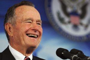 Nhiều chính trị gia thương tiếc cố TT George H.W. Bush