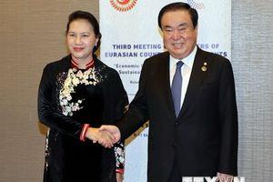 Việt Nam coi trọng quan hệ đối tác hợp tác chiến lược với Hàn Quốc
