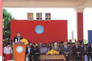 Campuchia kỷ niệm 40 năm thành lập Mặt trận Đoàn kết dân tộc cứu nước