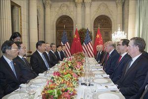 'Đình chiến thương mại' Mỹ - Trung: Cú hãm phanh kịp thời