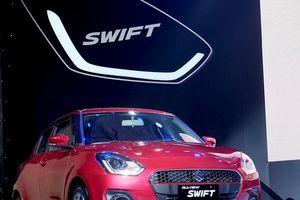 Cận cảnh Suzuki Swift 2018 giá từ 499 triệu đồng