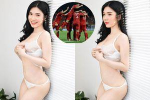 Tình cũ của Quang Lê hứa 'thưởng nóng' nếu ĐT Việt Nam vô chung kết AFF Cup 2018