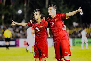 Song Đức tỏa sáng, Việt Nam đánh bại Philippines 2-1