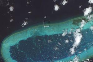 Trung Quốc lại xây dựng phi pháp trên Biển Đông