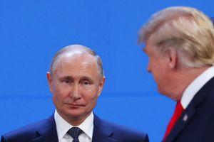 Đập tay với Thái tử Saudi, ông Putin 'làm ngơ' với Trump tại G20