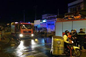 Cháy lớn tại khu nhà trọ ở Sài Gòn, 1 phụ nữ chết kẹt