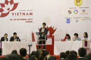 Giải vô địch tranh biện Hà Nội mở rộng lần thứ hai