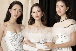 Ngắm nhan sắc 'mười phân vẹn mười' của ba chị em Hoa hậu Hà Thu