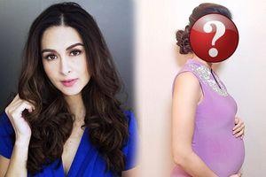 Mỹ nhân đẹp nhất Philippines phá vỡ mọi chuẩn mực về nhan sắc của phụ nữ khi mang bầu