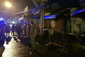 Cháy lớn tại khu trọ công nhân, thiếu nữ 18 tuổi tử vong, hàng chục người được giải cứu