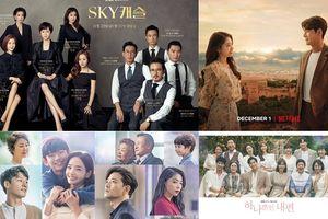Đạt rating ấn tượng ngay tập đầu tiên lên sóng, 'Memories of the Alhambra' của Hyun Bin và Park Shin Hye nhận cơn mưa lời khen từ phía người xem