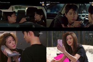 6 hành động sau khi say rượu trong phim truyền hình Hàn Quốc: Park Bo Gum và 'mợ chảnh' Jun Ji Hyun là 'bá đạo' nhất