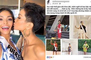 Dù 'chặt đẹp' tưng bừng ở Miss Universe, H'Hen Niê vẫn bị chê style nghèo nàn, làm quá