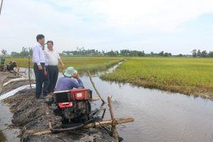 Quản lý bền vững đất đai Đồng bằng Sông Cửu Long