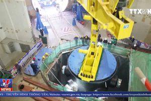 Trung Quốc hoàn thiện nhà máy điện hạt nhân tại Liêu Ninh