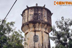Chiêm ngưỡng tháp nước trăm tuổi nức danh xứ Quảng