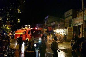 Cháy khu nhà trọ, nữ công nhân mắc kẹt tử vong