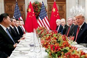 Thống nhất ngừng cuộc chiến thương mại Mỹ - Trung bên bàn ăn tối
