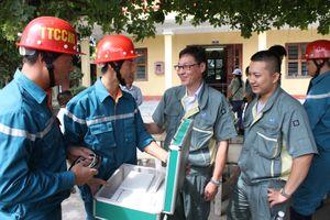 'Tôi đánh giá cao tinh thần và trình độ của nhân viên cứu hộ mỏ ở Việt Nam'