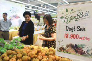 Yên Bái bắt tay Big C đẩy mạnh tiêu thụ cho nông sản tỉnh