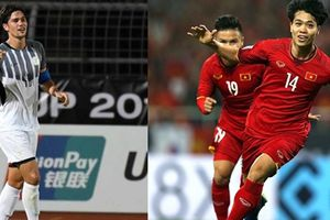 'Canh bạc' tất tay của cả Eriksson và Park Hang-seo