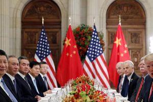 Ông Trump và ông Tập nói gì trong cuộc hội đàm tại G-20?