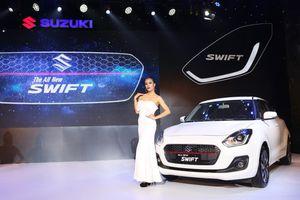 Cận cảnh Suzuki Swift 2018 vừa ra mắt