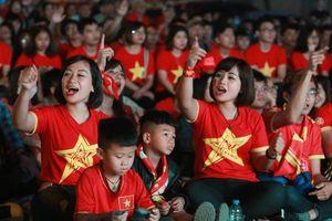 Ngàn cung bậc cảm xúc trận bán kết lượt đi giữa Việt Nam - Philippines