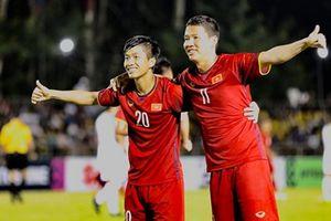 Việt Nam hạ Philippines 2-1