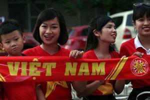 Hàng triệu người hâm mộ cả nước đang hướng trái tim về đội tuyển Việt Nam
