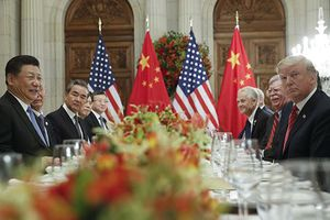 Khoảng lặng giữa tâm bão trong quan hệ Mỹ - Trung