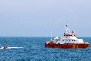 Tiền Giang: Hải đội 2 cứu nạn 5 ngư dân