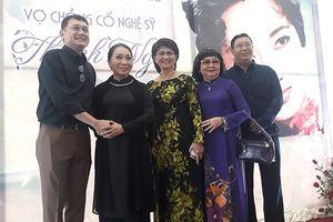 Lễ giỗ hoa hồng nhớ nghệ sĩ Thanh Nga