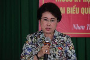 Bà Phan Thị Mỹ Thanh được Đồng Nai phân công công tác mới