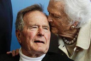 Những lời cuối cùng của cựu tổng thống Bush 'cha'