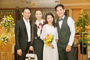 Ngân Khánh và dàn sao Việt dự đám cưới đạo diễn Lê Minh ở Sài Gòn