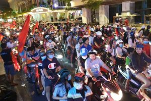 Xử lý 55 người 'bão' ở Sài Gòn đêm qua
