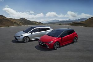 Toyota Corolla 2020 giá từ 27.000 USD tại Anh